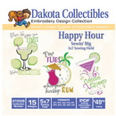 Dakota Collectibles Happy Hour 15 5x7 (970508)