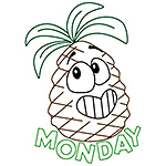 Pineapple Monday