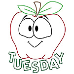 Apple Tuesday