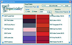 Studio 3 Designers Gallery Embroidery Software Edg 3