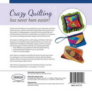 DIME - Crazy Quilting with Your Embroidery Machine by Eileen Roche