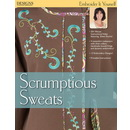 DIME - Embroider It Yourself: Scrumptious Sweats