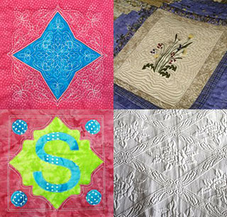 Create beautiful designs quickly and easily with My Quilt Embellisher
