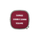 Durkee 335MM x 329MM (12 in. x 12 in.) Square Traditional Embroidery Hoop - Compatible with Many Machines