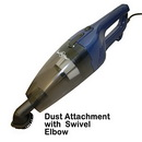 Dust Care 2 in 1 Corded Stick Vacuum