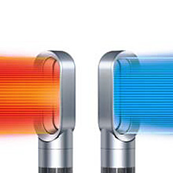 Cick for Dyson AM09 Hot + Cool video