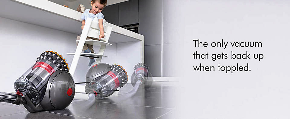 Click for Dyson Big Ball Multi Floor video