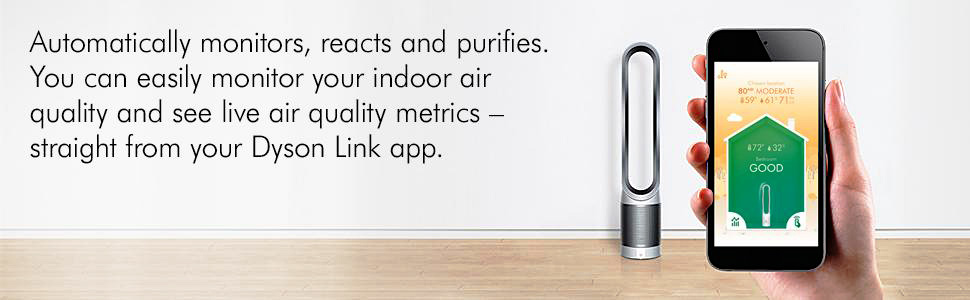 Click for Dyson Link app video