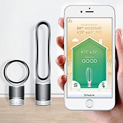 Cick for Dyson Link App video