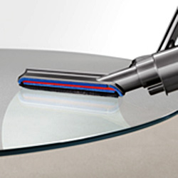 Click to watch Carbon Fiber Soft Dusting Brush video