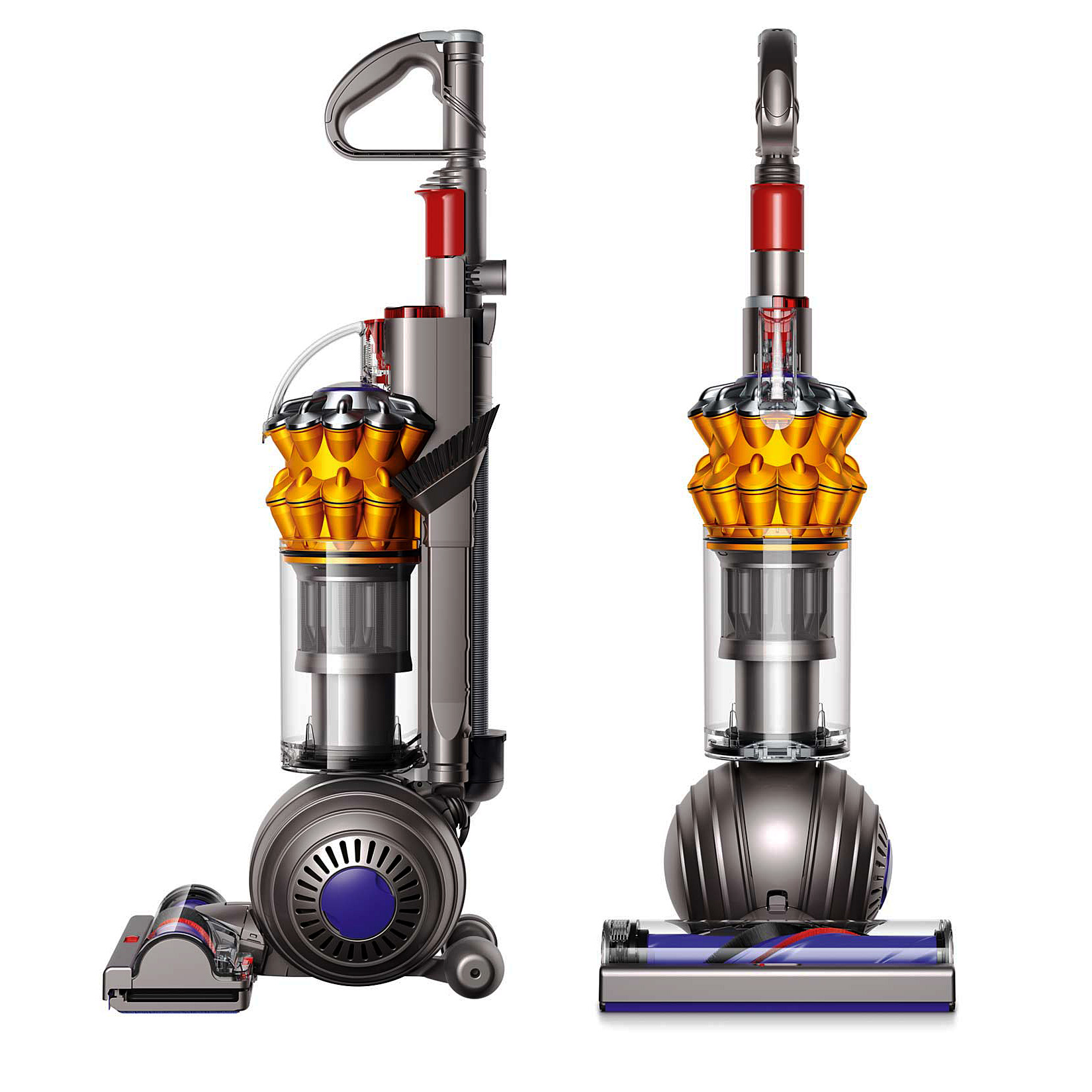 dyson light ball multifloor upright bagless vacuum cleaner i