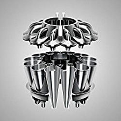 Dyson Radial Root Cyclone technology