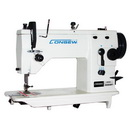 Consew Cn2053r-1 Single Needle, Drop Feed, Zig-zag Lockstitch Machine With Assembled Table And Servo Motor