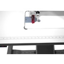 Encore 8700 Industrial Machine with Unassembled Table and Servo Motor (Assembled Table Leg Option Available)