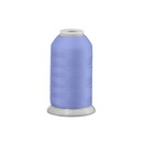 Exquisite Polyester Embroidery Thread - 381 Violet Blue 1000M Spool