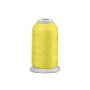 Exquisite Polyester Embroidery Thread - 604 Pale Yellow 1000M Spool