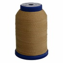 Exquisite Snazzy Lok Serger Thread - A760504 Gold 1000M Spool