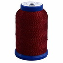 Exquisite Snazzy Lok Serger Thread - A760508 Wine 1000M Spool