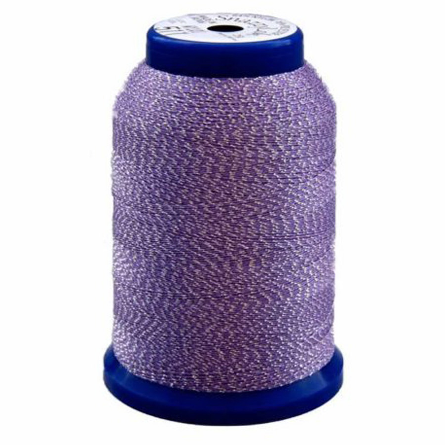 Exquisite Snazzy Lok Serger Thread - A760511 Lavender 1000M Spool