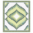 Reflection Bargello Fabric Quilt Kit