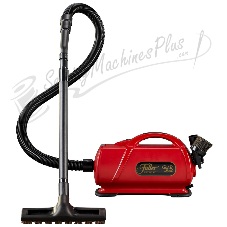 Fuller Brush Got It Maid Portable Canister Vacuum