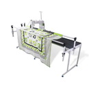 Photo of Grace Q-Zone Queen Quilting Frame from Heirloom Sewing Supply