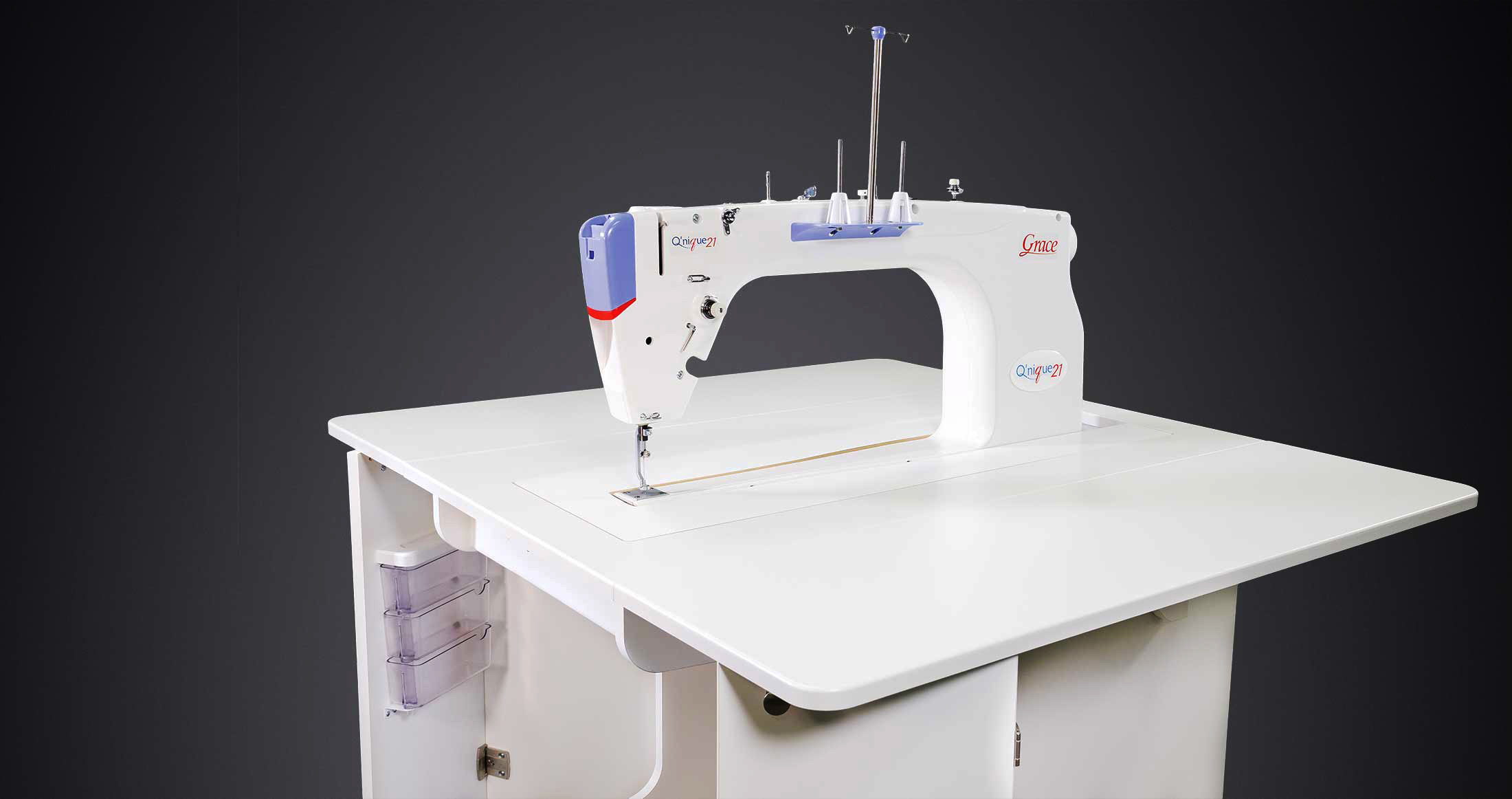 Sit-Down Quilting Table