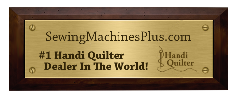 SewingMachinesPlus.com is the #1 Handi Quilter Delear in the World