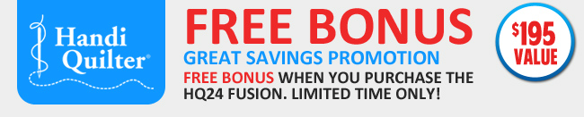 FREE Bonus Package - a $195 Value