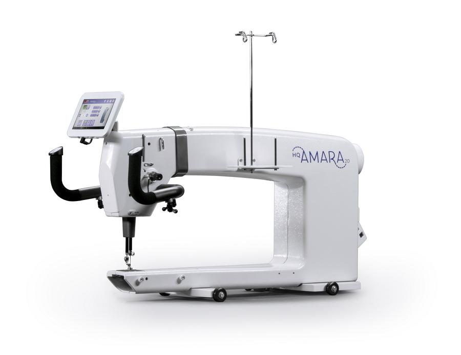 Handi Quilter Amara HQ Long Arm Quilting Machine Best 11 Inch Throat Sewing Machine