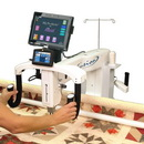 "HQ 24"" Fusion w/ Pro-Stitcher Premium and 12ft. Frame Package - FREE BONUS!"