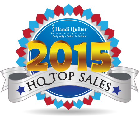 Click for larger view of HQ 2015 Top Sales badge
