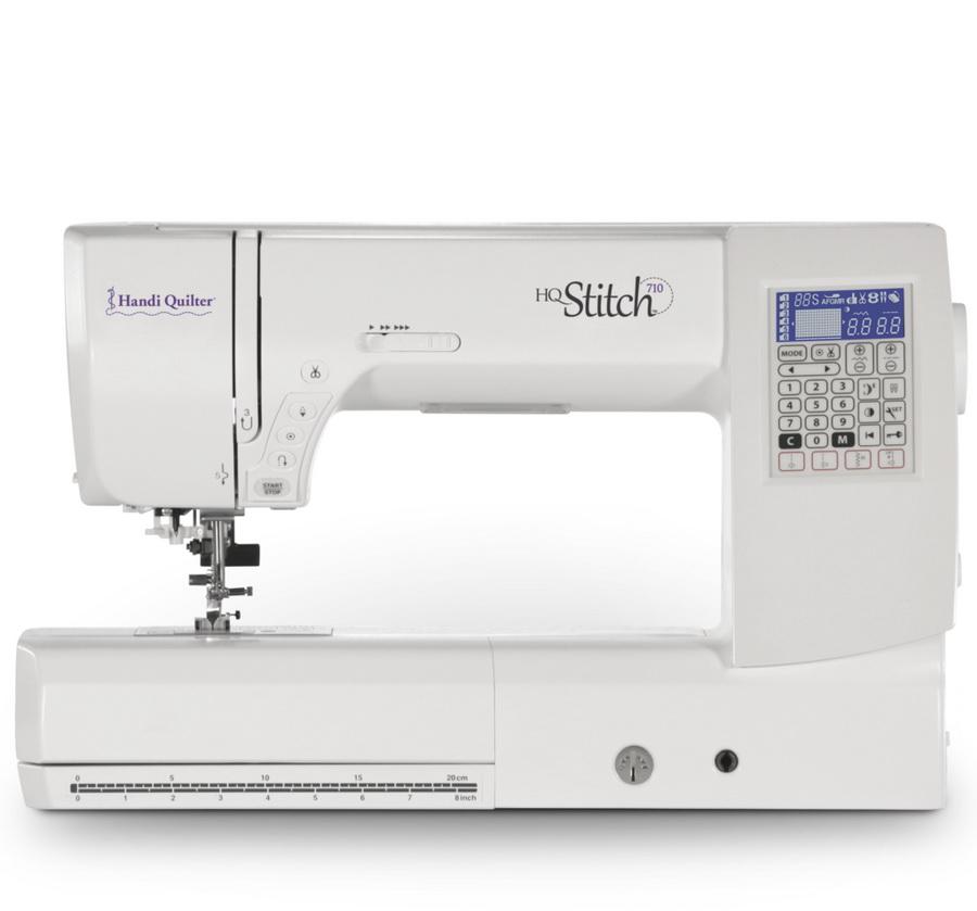 HQ Stitch 710 Machine