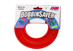 Jumbo Bobbin Saver - Red