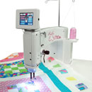 Handi Quilter Sweet Sixteen Long Arm Sit-down Package
