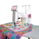 Hq Sweet Sixteen Sit Down Quilting Machine With Stitch