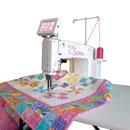HQ Sweet Sixteen Long Arm w/ TruStitch Stitch Regulator with FREE BONUS PACKAGE