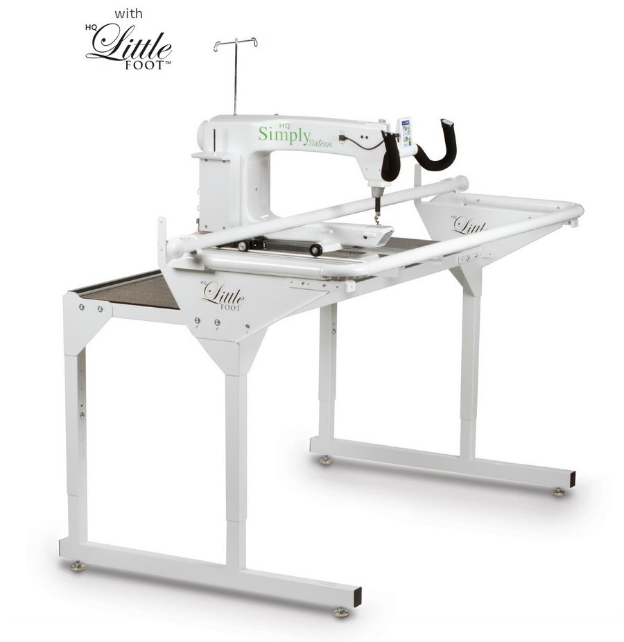Handi Quilter Long Arm Quilter | Simply Sixteen Quilter : sweet 16 long arm quilting machine - Adamdwight.com