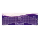 "Handi Quilter Wave A 12"" Ruler - HQ00608"