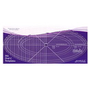 "Handi Quilter Oval C 12"", 8""  Ruler - HQ00619"