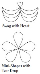 Swag Design Ideas.