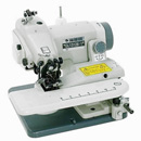 Photo of Highlead GL13128-1 Portable Blind Stitch Hemming Servo Machine from Heirloom Sewing Supply
