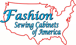 Fashion Sewing Cabinets of America Authorized Retailer