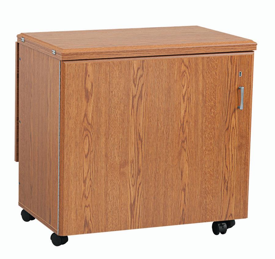 Inspira Space Saver Cabinet Oak