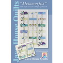 Java House Quilts Metamorfox Quilt Fabric Kit by Karen Brow