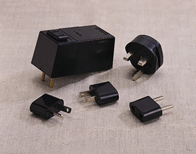 Add Intl Voltage Adapter/Plugs $29.99
