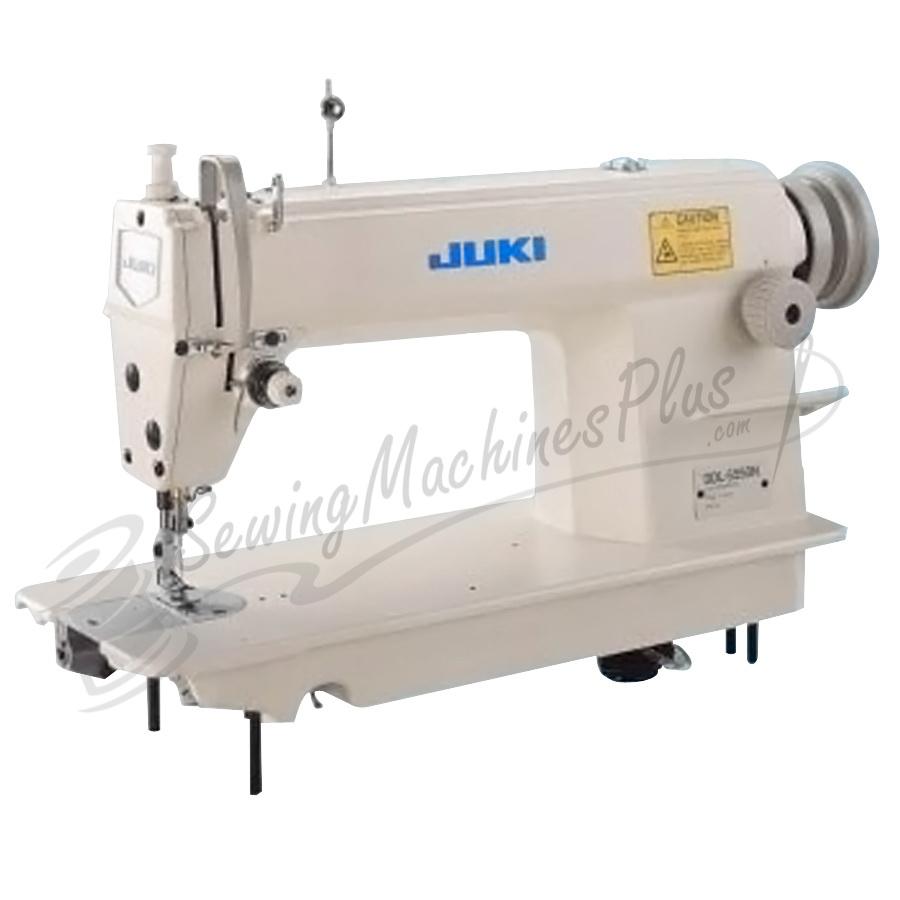 Juki DDL-5550N High-speed Single Needle Straight-stitch w/ Table & Motor