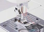 Juki Exceed HZL-F600 Automatic Needle Threader