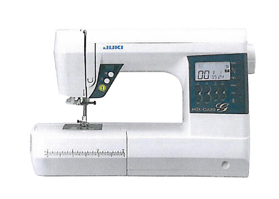 Juki HZL-G220 Sewing Machine