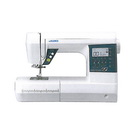 Photo of Juki HZL-G220 Sewing Machine from Heirloom Sewing Supply